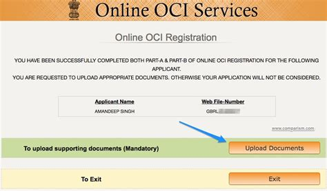 What Documents To Upload For Oci how to get oci card in the uk the complete guide 2018