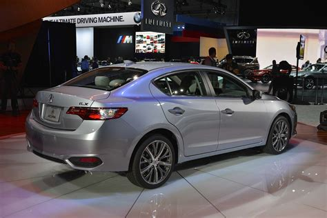 2016 acura ilx engine 2016 acura ilx revealed with standard 2 4l and 8 speed