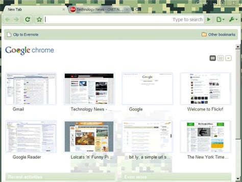 google theme add on google chrome 3 adds better extension and themes support
