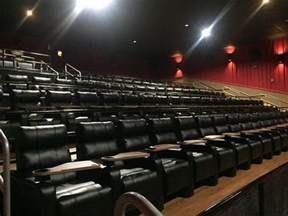 willoughby regal cinemas to install recliners footrests