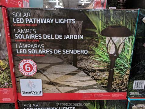 smartyard led solar pathway lights smartyard solar led pathway lights