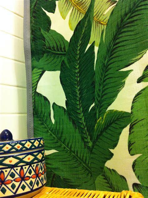 palm leaf shower curtain katie gavigan interiors palm leaf shower curtain