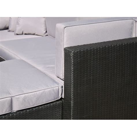 rattan curved sofa rattan outdoor curved corner sofa set garden furniture in