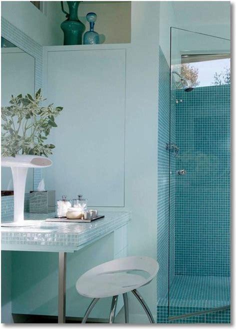 aqua glass tile bathrooms aqua glass shower tiles gorgeous rooms houses