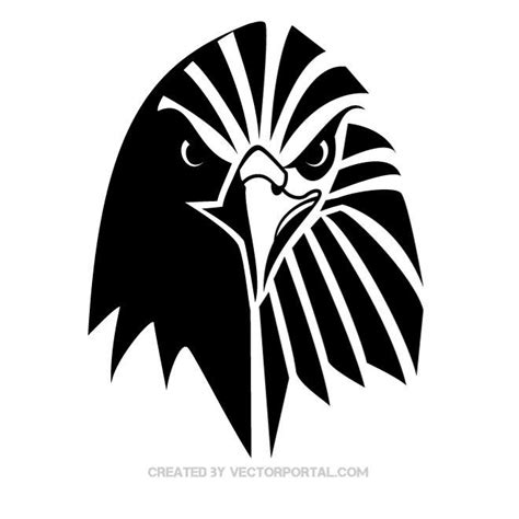 free vector graphics clipart eagle vector graphics clip at vectorportal
