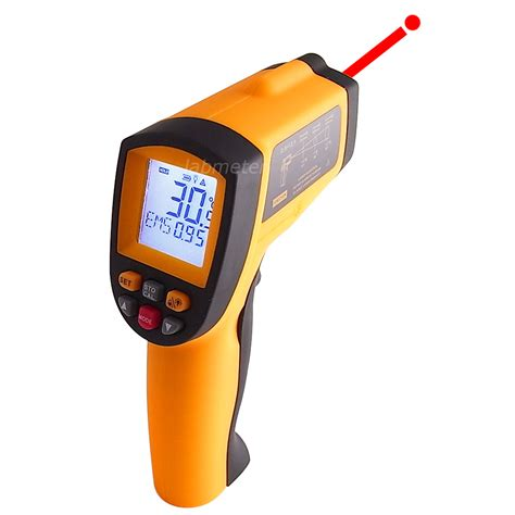 Thermometer Digital Infrared handheld non contact digital lcd temperature ir laser gun