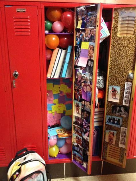 cool locker decoration ideas hative