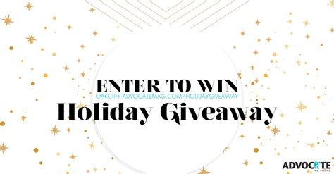 How To Win Every Giveaway - holiday giveaway 2016 oak cliff