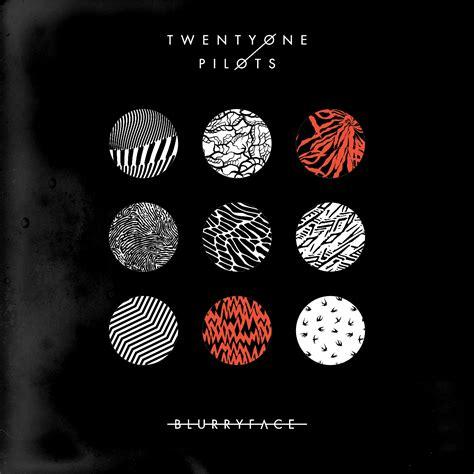 blurryface twenty one pilots blurryface album cover inverted circles twentyonepilots