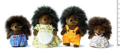 Nursery Books Online by Sylvanian Families Hedgehog Family Moore Wilson S