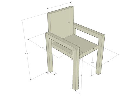 Chair Dimensions by Grady Middle School Citizen School Sketchup Furniture