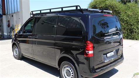 Mercedes Roof Rack by Mercedes Vito Roof Racks