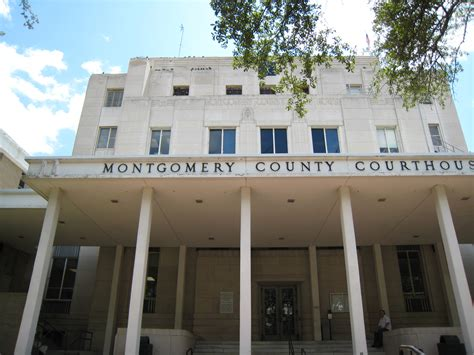 Montgomery County Tx Court Records Montgomery County Court House House Plan 2017