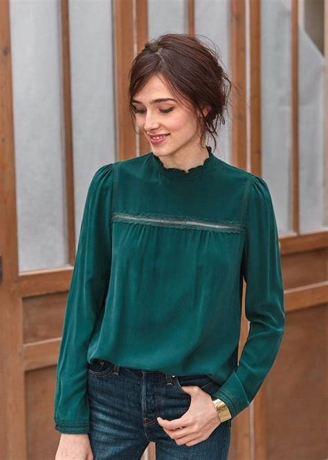 Blouse Lamoda Sw48 me enamore color y la blusa moda y moda fashion and more fashion clothes