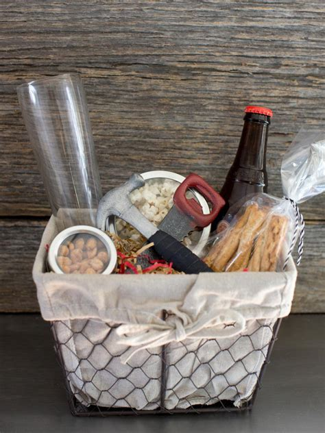 Baskets For Gifts - gift baskets hgtv