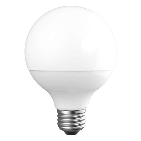 Daylight Led Light Bulbs Ecosmart 40w Equivalent Daylight G25 Dimmable Frosted Led Light Bulb 12 Pack Ecs 25 40we Cw Lp
