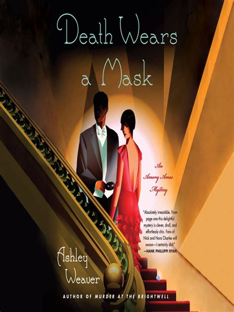 murder at the brightwell the amory ames mystery an amory ames mystery books wears a mask ontario library service centre