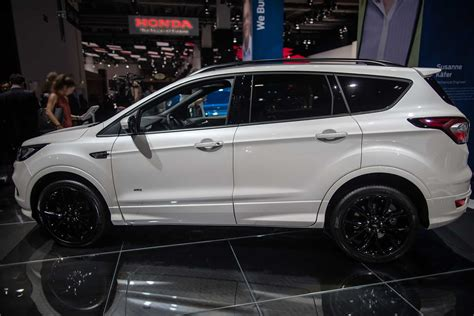 2019 Ford Kuga by 2019 Ford Kuga Release Date Price Redesign Rumors