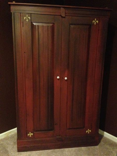 refurbished armoire pinterest