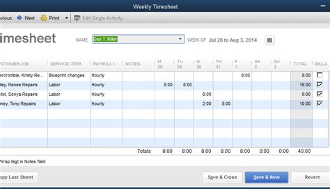 quickbooks timesheet tutorial time is money tracking time in t sheets for quickbooks