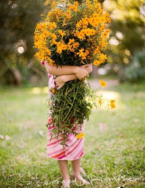 fiori e donne di donne e fiori