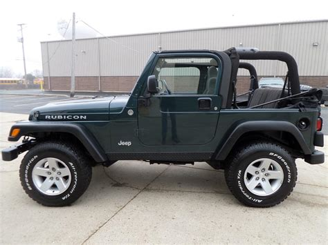 highland motors chicago schaumburg il used cars details 2005 jeep wrangler rubicon