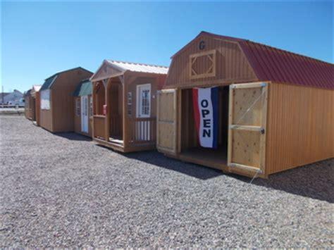 Sheds For Sale In Az by Prescott Az Sheds For Sale Portable Buildings Barns Cabins