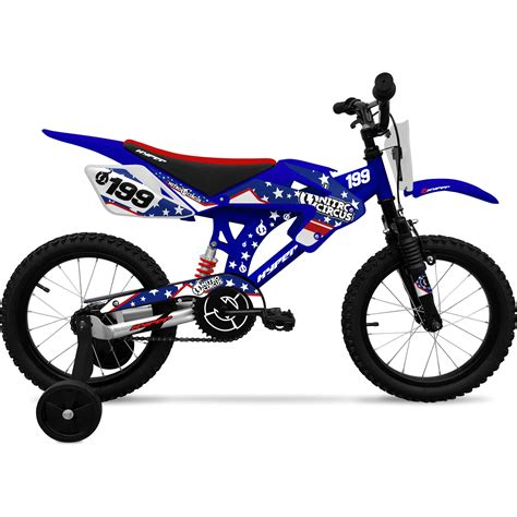 childrens motocross bike kids motorcycle pedal bicycle motobike childrens bike boys