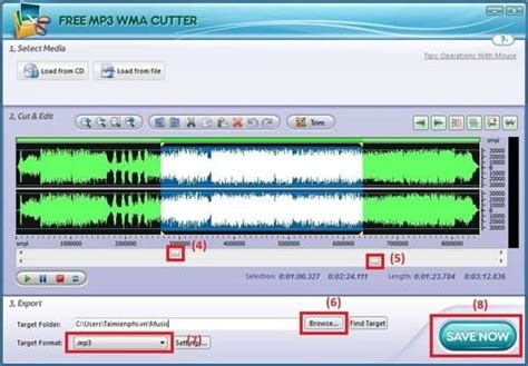 download mp3 cutter setup cut by free mp3 cutter mp3