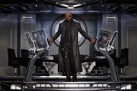 marvela interiors samuel l jackson won t appear in iron man 3 or thor 2