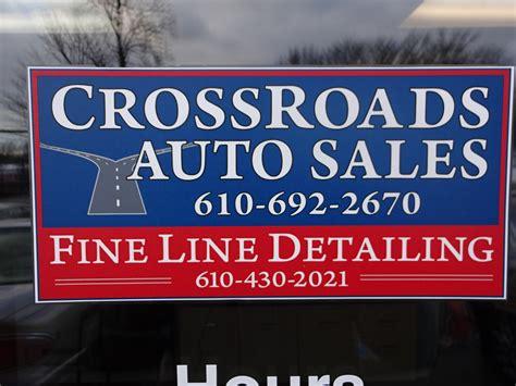 crossroads auto sales crossroads auto sales west chester pa read consumer