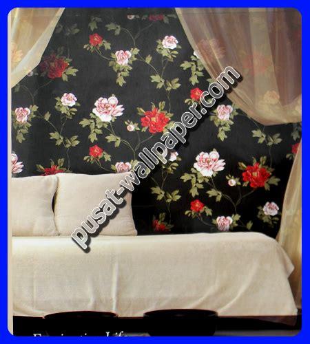 Wallpaper Dinding Korea Motif Bunga Petak2 wallpaper dinding motif bunga