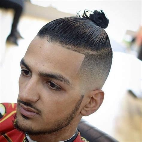 how to grow a topknot 20 top knot hairstyles for men
