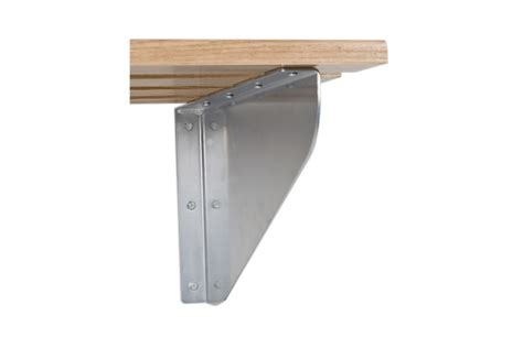 bench brackets classic aero wall mounted changing room bench benchura