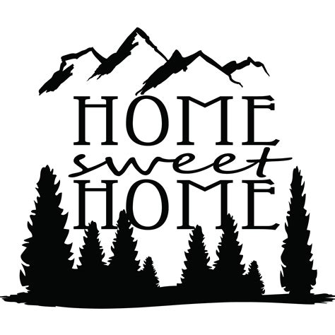 home wall sticker home sweet home quote wall sticker world of wall stickers