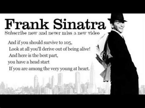 frank sinatra lyrics 17 best images about p s home town musician frank