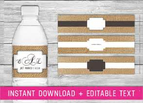 free printable bottle labels template water bottle label template 23 in psd word