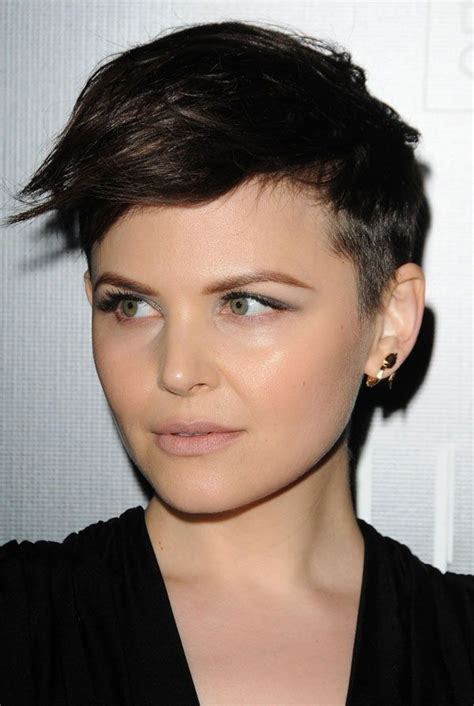 growing out womens undercut ginnifer goodwin undercut pixie was mir gef 228 llt