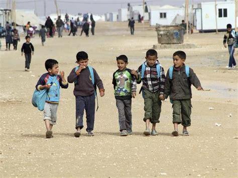 imagenes niños sirios ni 241 os sirios piden comida y escuela el diario ecuador