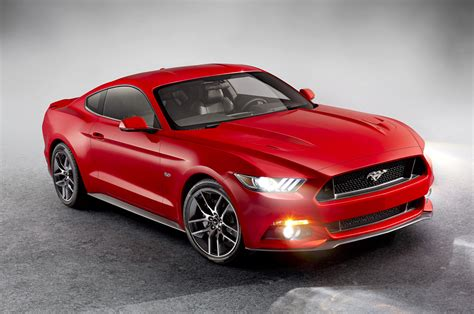Ford Mustang 2015 Gt 2015 Ford Mustang The About Cars