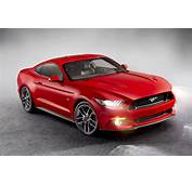 The Ford Mustang Outsold Whole Lincoln Brand By A 15 To 1 Count