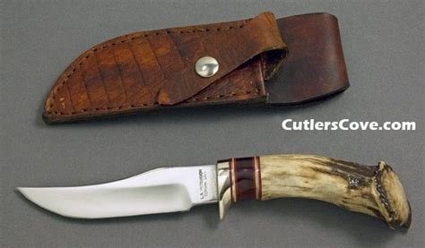 deer horn handle knives what are some handle materials for knives quora