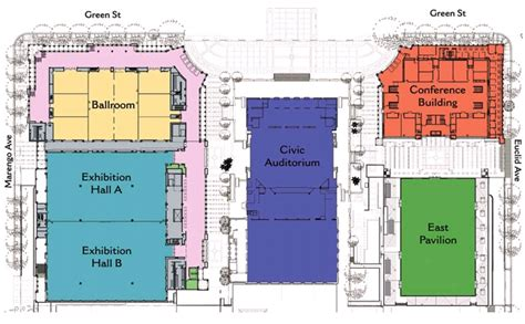 san antonio convention center floor plan home ideas