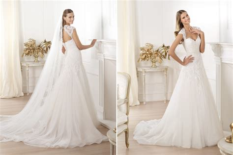 Fashion Wedding Dress by Pronovias Wedding Dress Pre 2014 Fashion Bridal Lany