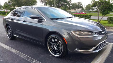 chrysler 200 typechrysler 200 on 22s 2017 chrysler 200 reviews and rating motor trend 2017