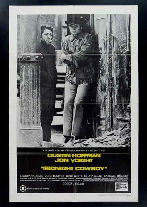 cowboy film posters midnight cowboy cinemasterpieces 1sh original movie