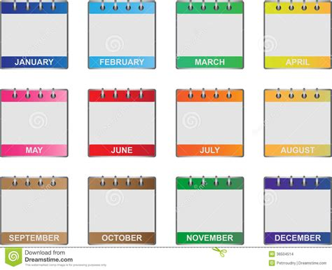 yearly calendar by month yearly calendar template