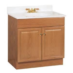 Vanities Richmond Shop Project Source 31 In Oak Richmond Single Sink