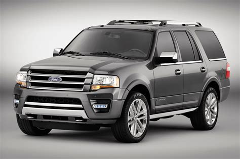 Ford 2015 Suv 2015 Ford Expedition Look Photo Gallery Motor Trend