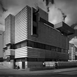Architecture Concrete Brutalist